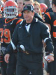 Bill Cronin, Georgetown College