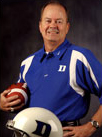 David Cutcliffe, Duke University