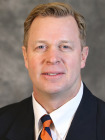 Bronco Mendenhall, University of Virginia