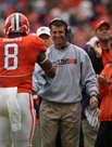 Dabo Swinney, Clemson University