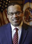 Keith Ellison, Minnesota
